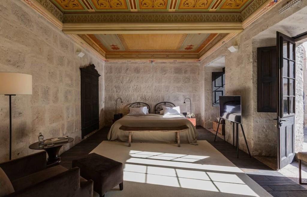 Rooms at CIRQA Arequipa