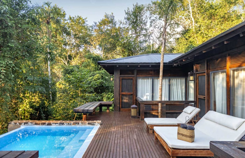 Private villas at Awasi Iguazu - luxury holidays to Argentina