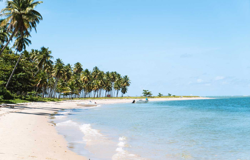 Beaches in Porto de Galinhas