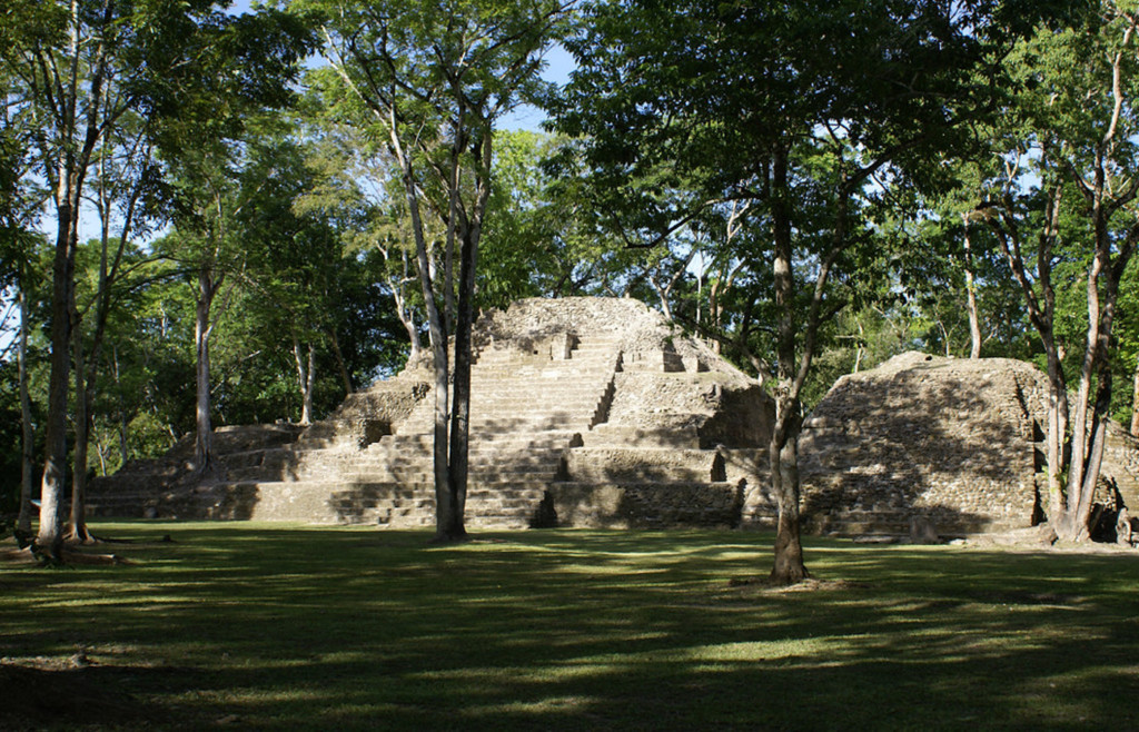 Cahal Pech Maya Ruins - San Ignacio, Cayo District Belize