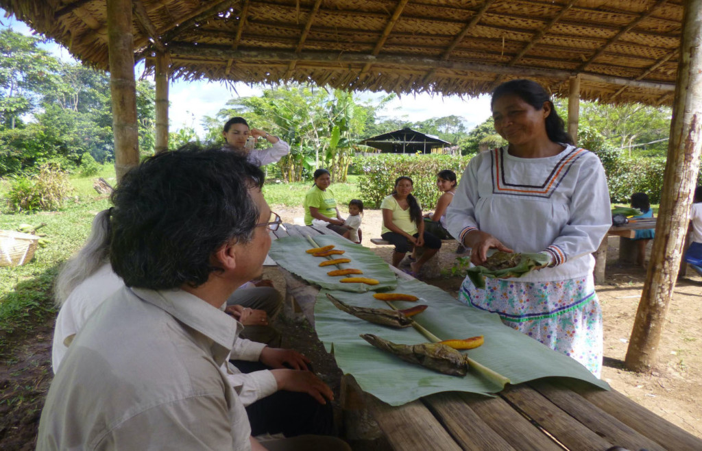 Community activities at Sacha Lodge - Ecuador holidays - Luxury Amazon lodges