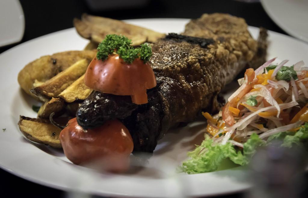 Cuy - Peruvian cuisine - Foodie tours