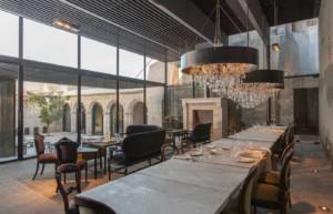 Dining Room at CIRQA Arequipa