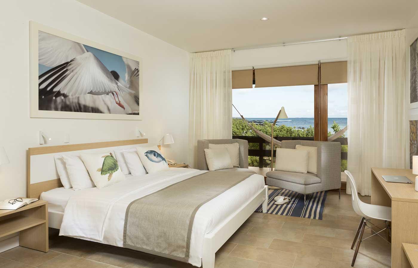 Room at Finch Bay - Holidays to the Galapagos