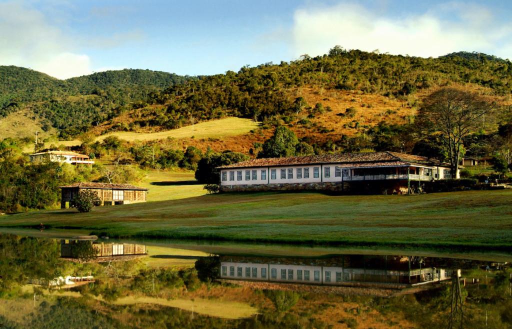 General view of the Comuna do Ibitipoca - Minas Gerais, Brazil