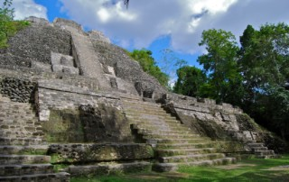 Lamanai Maya Ruins - Orange Walk - luxury holidays to Belize