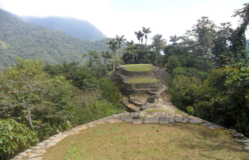 La Cuidad Perdida - The Lost City - Holidays to Santa Marta, Colombia. Trekking holidays