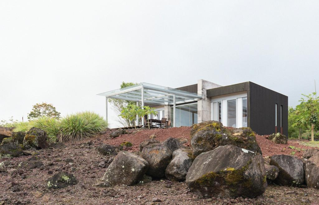 Exterior of Montemar Eco Luxury Villas - Holidays to the Galapagos