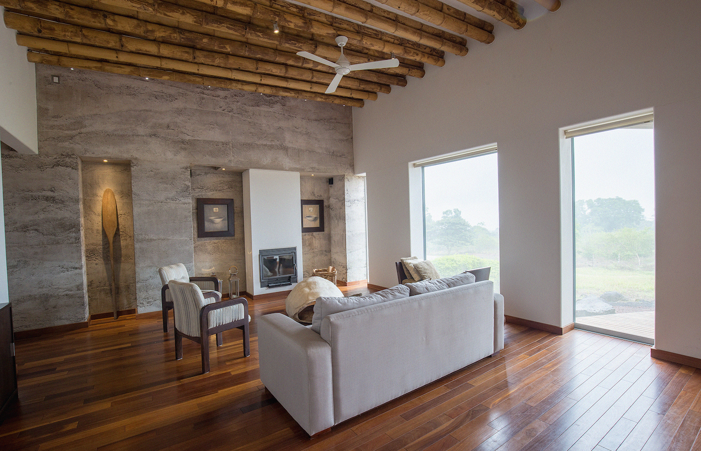 Interiors of the Montemar Eco Luxury Villas - Luxury holidays to the Galapagos
