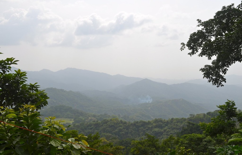Mountains of Minca - Santa Marta region, Colombia