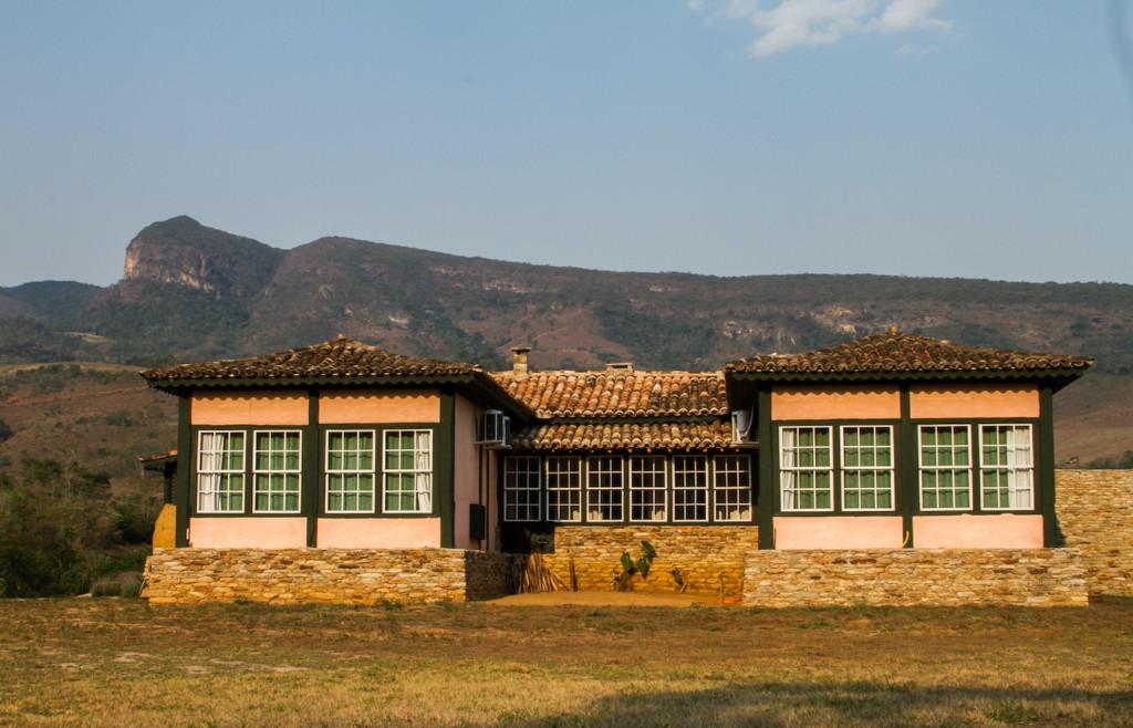 Carlinhos house at Comuna do Ibitipoca