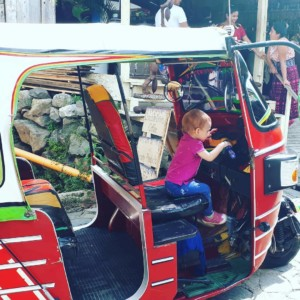 Travelling with a family - Latin America