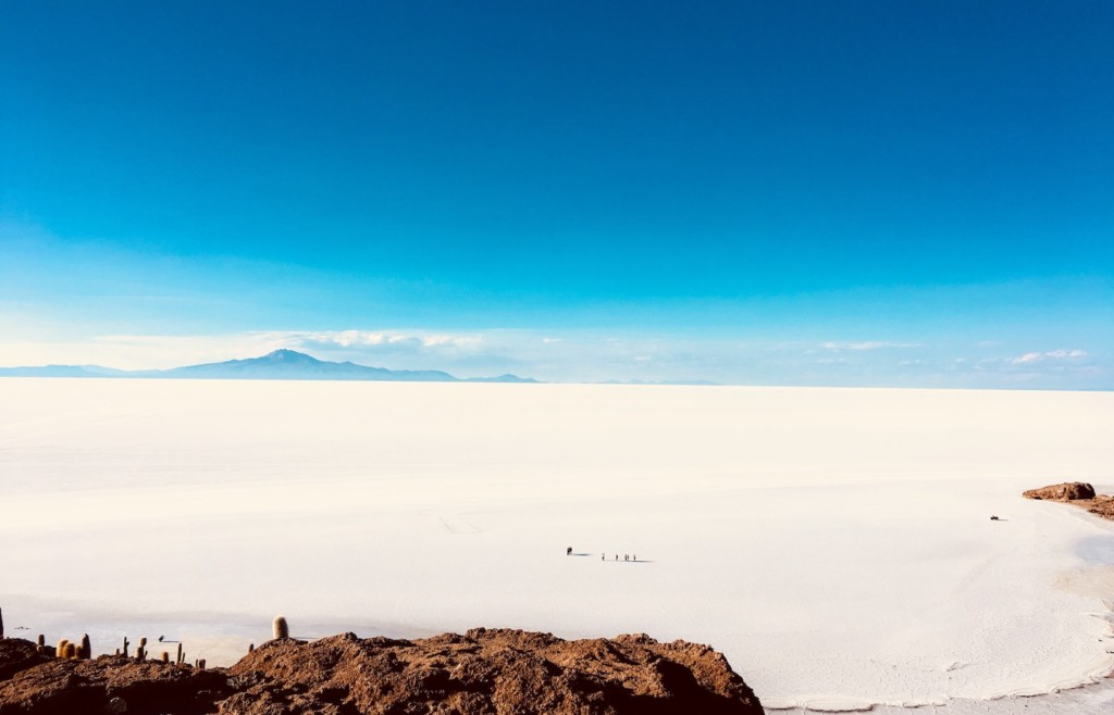 Salar de Uyuni - luxury tours of Bolivia