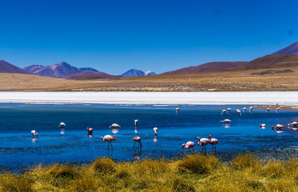 Landscapes of southern Bolivia - luxury tours of Uyuni