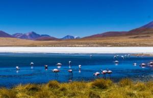 Landscapes of southern Bolivia - luxury tours of Uyuni