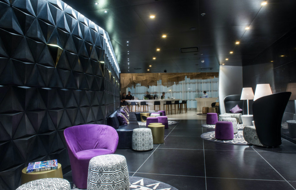 Stylish and modern - the W Bogota is the perfect choice for luxury trips