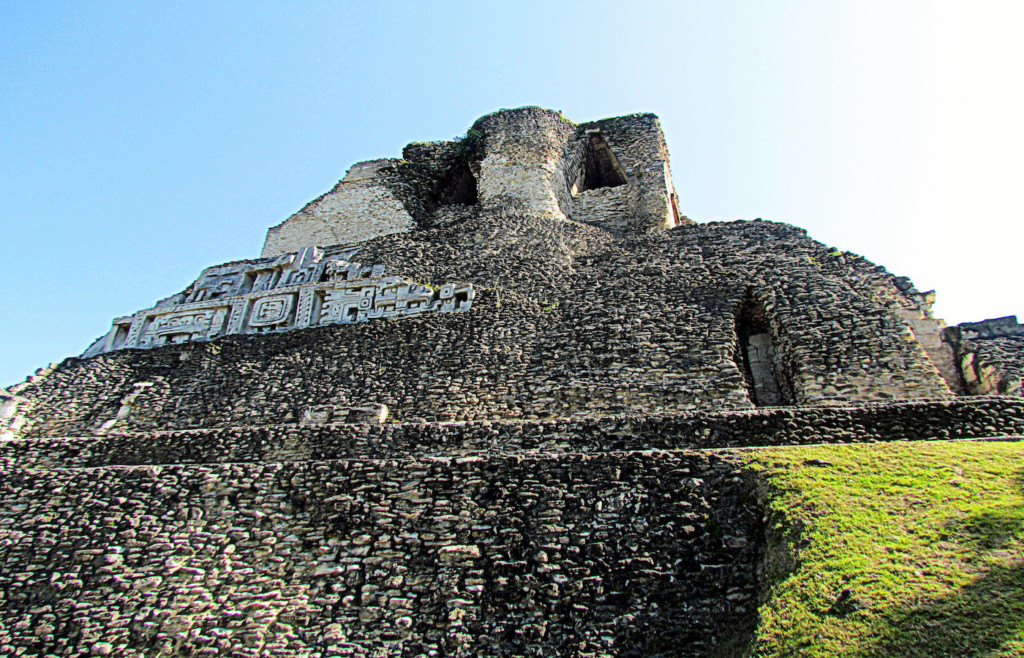 Xunantunich Maya Ruins in Belize - Luxury holidays to Belize